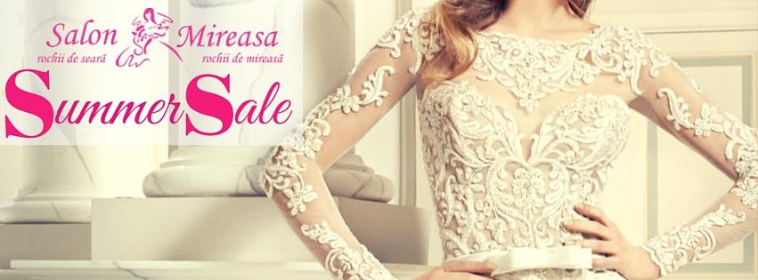 Summer Sale July - Promotii de pana la 70%